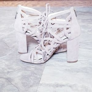 Jessica Simpson Strappy Heels
